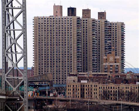 Apartments In Nyc Washington Heights Bridge Apartment Towers Washington Heights New York City