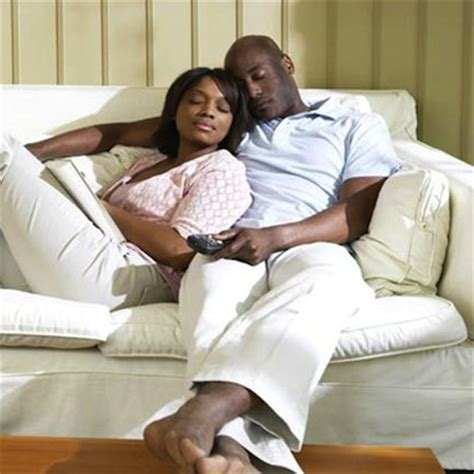 cuddling on the sofa is it better to get married or shack up