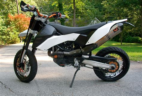 Ktm 690 Enduro Supermoto Ktm Smc 690 Derestricted