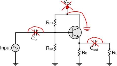 capacitor effective radius decoupling capacitor theory 28 images bjt transistor theory lc circuit problems lc wiring