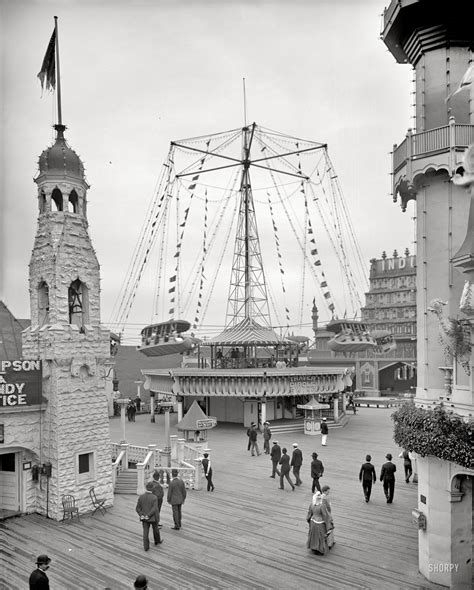 coney island swing ride community post 17 vintage thrill rides of questionable