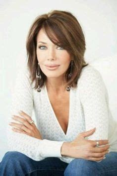 mid length hairstyles for the older person 1000 ideas about trendy medium haircuts on pinterest