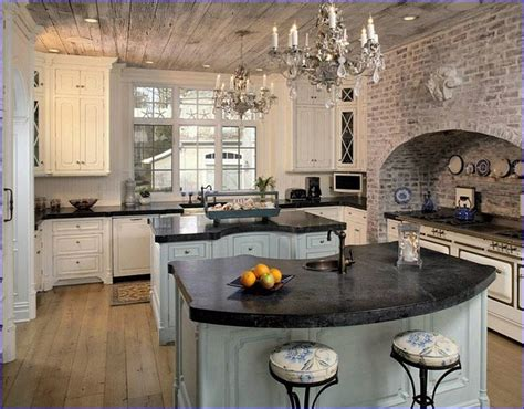 Images Rustic Kitchens by Beautiful Rustic Kitchens