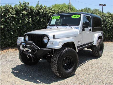 2006 jeep wrangler top 2006 jeep wrangler lj top sold