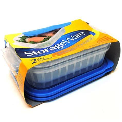 Kevinware Food Storage wholesale storage ware reusable retangular food container 24 glw