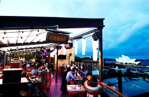 Best Roof Top Bars In by Rooftop Bars Sydney Hcs