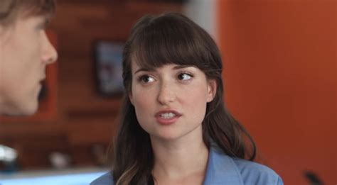 verizon commercial actress meet milana vayntrub lily from at t commercial