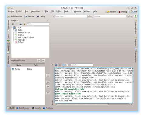 tutorial makefile c execute program makefile rsintern5 over blog com