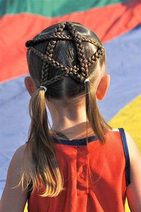 natural hair braids for kids fourth of july hairstyles crazy hair day ideas do it and how