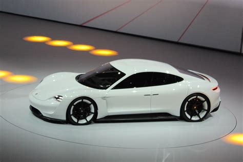 porsche mission price porsche mission e electric vehicle to launch in multiple