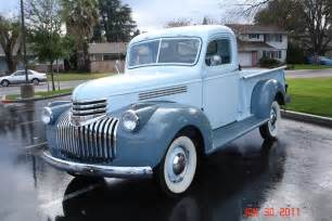 1945 chevy truck parts images
