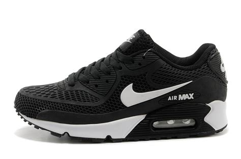 newest nike air max  black white womens shoes