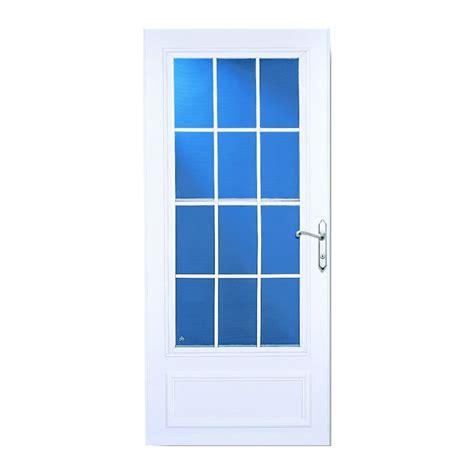 larson 3701703 richmond mid view tempered glass door