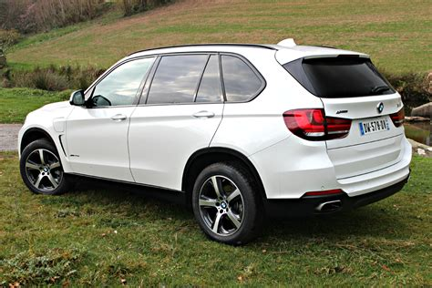Essai   BMW X5 xDrive40e : les 4x4 turbo essence, ce n'est