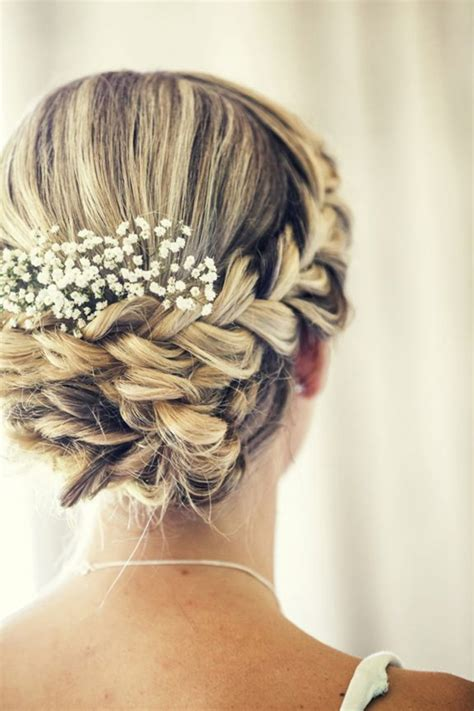 Wedding Updos With Braids by 18 Drop Dead Wedding Updo Ideas For 2016