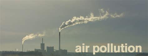 air pollution   biologist