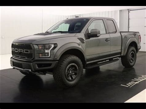 2017 ford f 150 raptor 4x4 super cab #au4643 youtube