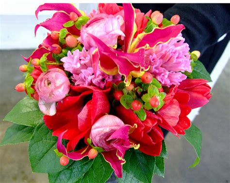 Bright Wedding Flower Picture bright flowers bridal bouquet images png