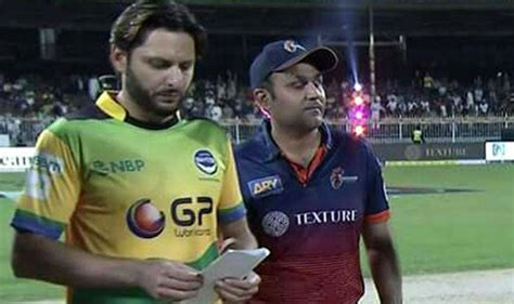 trick paketan simpaty t10 cricket league shahid afridi takes tournament s first