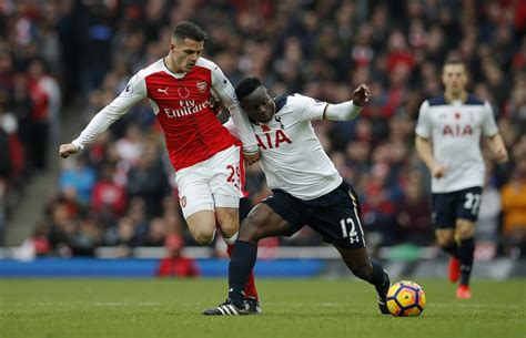 arsenal spurs premier league results arsenal spurs share spoils in