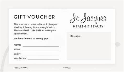 Gift Voucher Letter Make Your Own Voucher Invoice Free