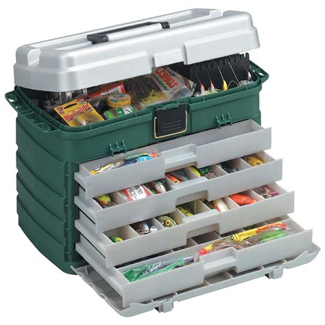 plano 174 4 drawer 758 005 tackle box 225378 tackle