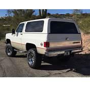 1977 Chevrolet K5 Blazer Cheyenne Sport Utility 2 Door 6