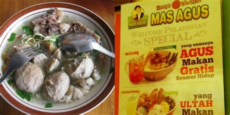 Minyak Zaitun Di Kediri nama kamu agus makan bakso gratis seumur hidup di sini