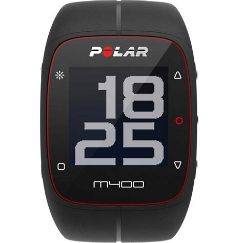 polar 90051092 unisex m400 gps sport with activity