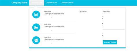design dropdown menu bootstrap 15 bootstrap dropdown menus codes on air code