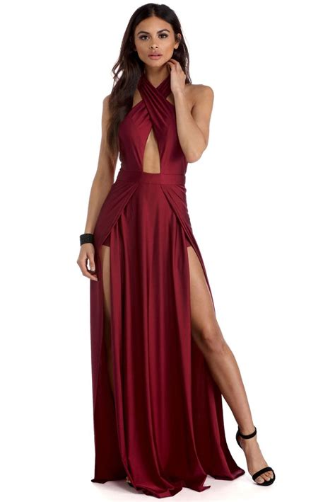 Dress Slit best 25 slit dress ideas on dress