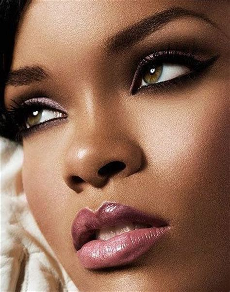 how to apply blush to african american girls eye makeup 71 best natural makeup for black women images on pinterest