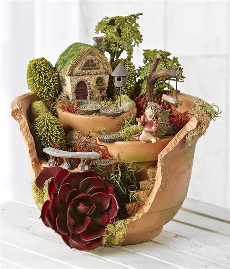 Joanns Winter Garden by Garden Broken Pot Joann Jo
