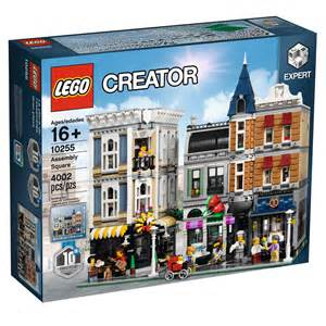 lego creator expert 10255 assembly square l annonce