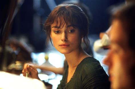 Keira Knightley As by Elizabeth Keira Knightley As Elizabeth Bennet Photo