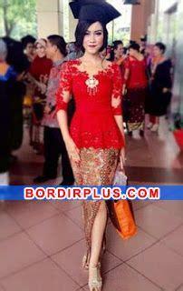 Baju Bodo Berjilbab best 25 model kebaya modern ideas on model kebaya brokat modern kebaya and kebaya