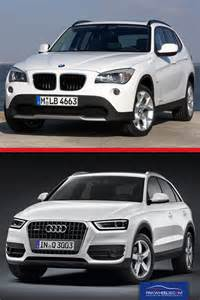 Bmw And Audi Bmw X1 Vs Audi Q3