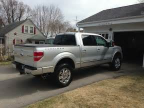 2013 Ford F150 Leveling Kit Platinum F150 2013 Leveling Kits Ford F150 Forum