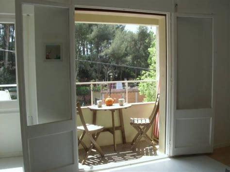 cuisine ensoleill馥 appartement ensoleille et calme dans le park g 220 ell wifi