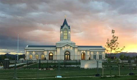 day care fort collins fort collins colorado lds mormon temple 3d model