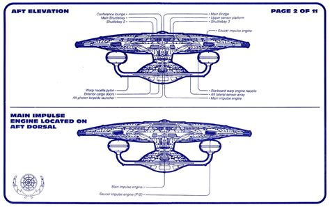 star trek uss enterprise d schematics star trek uss enterprise ncc 1701 d blueprints schematics