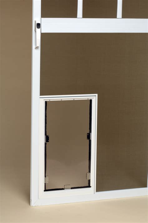 Pet Door Insert by Hale Pet Door Installation