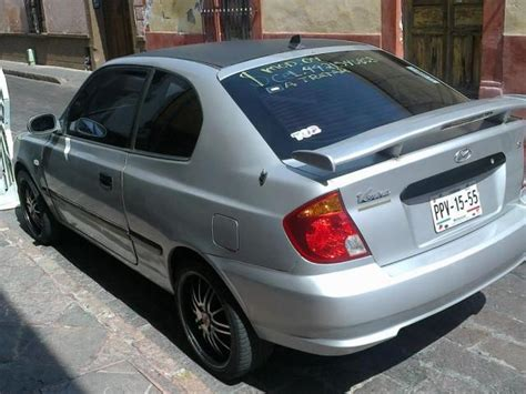2004 Hyundai Verna autos camionetas remates en caliente quer 233 taro verna 2004