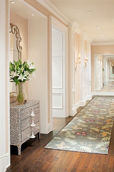 entry hall 5 ways to decorate a narrow hallway shoproomideas