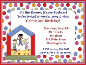 childrens birthday invites children s birthday invites templates free