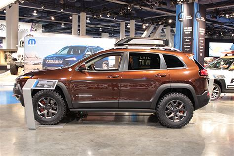 copper jeep wrangler copper crawler leads jeep s charge at sema jk forum