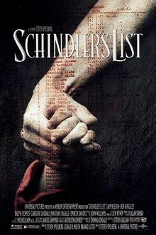 Schindlers List Wikipedia | schindler s list wikipedia