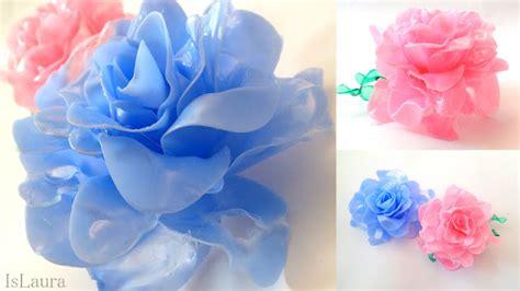 fiori con cucchiaini di plastica come realizzare i fiori con i cucchiaini in plastica