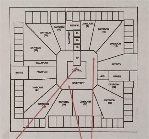 prison floor plan saginaw county eyes building new 39 million jail but
