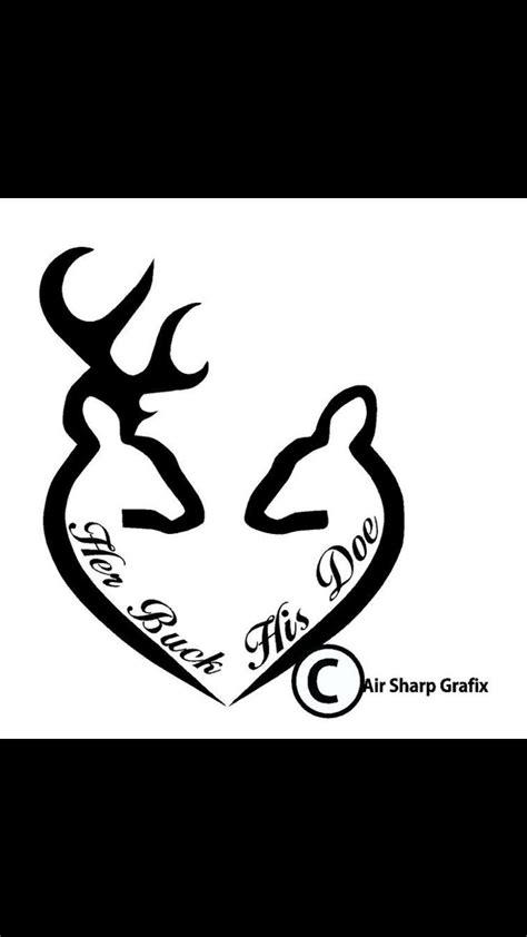 deer couple tattoos pin by coonassmom on kk animals tattoos buck